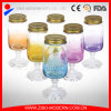 Wholesale Customized Glass Jar Mason with Lid