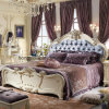 European Style Luxury Leather Bed/Soft Bed