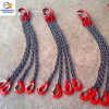 Forged Alloy Steel Four Leg G80 Chain Sling for Lifting