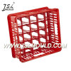 Customized Injection Plastic Soft Drinks Bottle Crate Mould