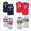 New Orleans Pelicans Zion Williamson Basketball Jersey