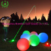 Multicolor Night Lighting Easy Find LED Chip 3-Pieces Golf Ball