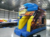 2016 Top Sale Inflatable Minions Theme Bouncer Castle for Kids