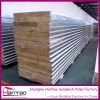 Building Material Galvanized Insulation Fireproof Rock Wool Sandwich Panel