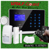 Wireless Intruder Home Security Burglar GSM Alarm for Safety Alarm