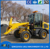 Construction Machine 1.5 Ton Wheel Loader From Factory Sale