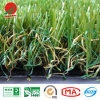 Artificial Grass of Four Colors for Landscape