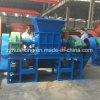 High Efficient Shredder/ Double Shaft Plastic Shredding Machine