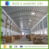 Large Span Insulated Workshop Factory Prefabricated Warehouse in Europe