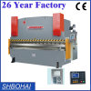 6.5mm X 3200mm Press Brake Machine Hydraulic Plate Bender