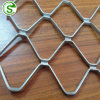 Manufacturers Industry Diamond Grille Fence Aluminum Mesh