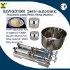 G2wgd Pneumatic Peanuts Paste Filling Machine