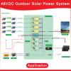 48VDC MPPT off-Grid Solar Telecom Base Station-Shw48500 Remote Monitoring