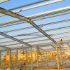 Pre Engineered Steel Structure for Storage