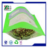 Plastic Food Packaging Bag with Window Heat Sealed