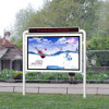 Outdoor Aluminum Alloy Frame Advertising Light Box