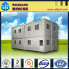 Integrated House Two-Story Prefab Container Hotel