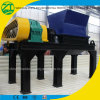 Single Shaft Shredder for Animal Carcasses Kitchen Waste/Municipal Solid Waste/Wood/Tire
