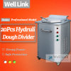 Bakery Dough Divider Machine/Dough Divider Hydraulic Divider/20PCS Hydraulic Dough Divider
