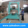Wood Planks Use Horizontal Band Saw Mobile Sawmill