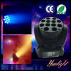 Professional Manufacture 12PCS 10W RGBW 4in1 CREE LED Beam Light Moving Head