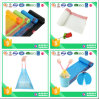 Plastic Trash Can Liners with Drawstring