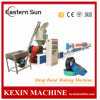 Heavy Duty Woven Poly Plastic Steel Strap Cord Making Extruder Machine