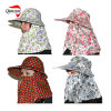 Overseas Fitted Hood Fishing Hat