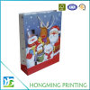 Custom Printed Christmas Paper Carrier Bag