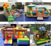 Customized Inflatable Bouncer Outdoor Farm House Bouncy for Kids