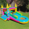 Inflatable Bouncy Jumping Castle with Slide for Kids