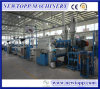 Xj-90mm PLC Automatic Sheath/Jacket Cable Extrusion Line