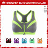 Wolesale Custom Made Plain Racerback Activewear Bra for Women (ELTSBI-27)