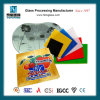 Decorative Tempered Glass with Silk Screen Printing for Building
