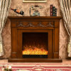 MDF Furniture LED Lights Heater Electric Fireplace with Ce (340)