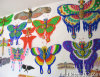 Colorful Printed Butterfly Kite
