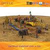 Qitele New Physical Outdoor Playground Equipment (2015RP-23101)