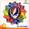 Factory Made Soft Enamel Custom Grateful Dead Lapel Pin