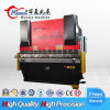 Low Price Wc67k Mild Steel 100t/4000 Hydraulic Press Brake with E21controller System