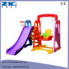 Indoor and Outdoor Kid Plastic Swings and Slides