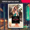 Street Scrolling Sign- LED Scrolling Light Box- Super Market Advertising