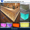 Decoration Restaurant Bar Furniture Design Modern Restaurant Coffee Counter U Shaped Bar Counter