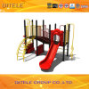 Hot Sale Outdoor Children Playground Equipment with Slide and Climber