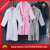 All Color Hotel Velour Cheap Cotton Solid Color Bathrobe
