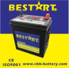 High Quality 36ah 12V Starting Battery Automobile Battery Ns40-Mf