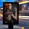 Front Open Door Waterproof Iron Cabinet Full Color Outdoor LED Sign Panels for Video Display