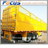 Sugar Cane/Tree Seedlings Transport Fence Semi-Trailer