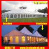 Aluminum High Peak Mixed Marquee Tent for Brand Ceremony for 800 People Seater Guest