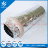 R1.0 VMPET Polyester Insulation Flexible Ducting Work