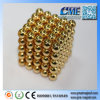 Neocube Gold Magnetic Balls Puzzle Magnets Gold Magnet